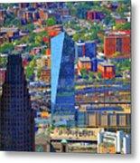 Cira Centre 2929 Arch Street Philadelphia Pennsylvania 19104 Metal Print by Duncan Pearson