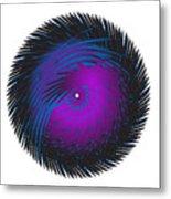 Circle Study No. 125 Metal Print