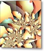 Circular Saw Metal Print
