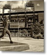 Citizens Park 2 Metal Print