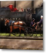 City - Lancaster Pa - You Got To Love Lancaster Metal Print