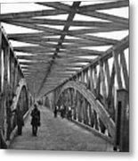 Civil War - Chain Bridge Metal Print