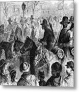 Civil War: Prisoner, 1864 Metal Print