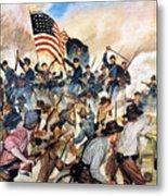 Civil War: Vicksburg, 1863 Metal Print