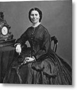 Clara Barton (1821-1912) Metal Print