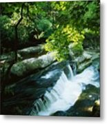 Clare Glens, Co Clare, Ireland Metal Print
