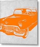 Classic Chevy Metal Print