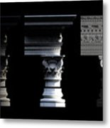 Classical 4 Metal Print