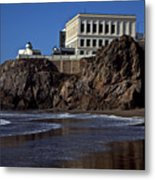 Cliff House San Francisco Metal Print by Garry Gay
