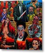 Clive Barker's Nightbreed Metal Print