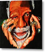 Cloud Eleven - Bill Russell Metal Print