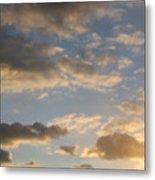 Clouds Metal Print by Hasani Blue