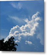 Clouds Of Art Metal Print