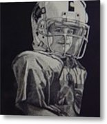 coach am I up Metal Print by Ron Sylvia