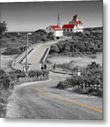 Coast Guard Beach Metal Print by Dapixara Art