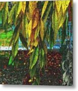 Coat Of Many Colors Metal Print