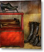Cobbler - Life Of The Cobbler Metal Print