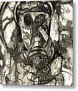 Cobra Metal Print