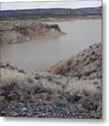 Cochiti Lake Metal Print