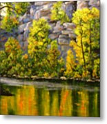 Cold Water Creek Metal Print