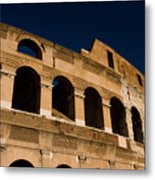 Colliseum 14 Metal Print
