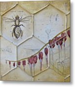 Colony Collapse Disorder Metal Print