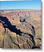 Colorado River Valley Metal Print