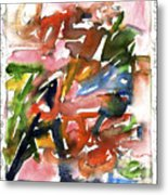 colorlanguage A Metal Print