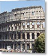 Colosseo I Metal Print