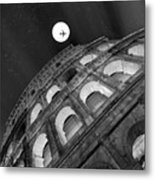 Colosseum Panorama Metal Print by Stefano Senise