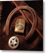 Colt Ranger Metal Print