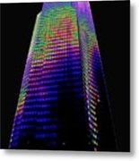 Columbia Tower Seattle Wa Metal Print