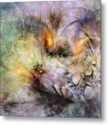 Concupiscent Nature Metal Print
