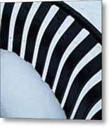 Contradiction Refuse Metal Print