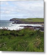 Cornwall Coast 3 Metal Print