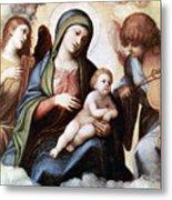 Correggio Painting Metal Print