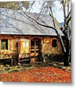 Cottage Industry Metal Print