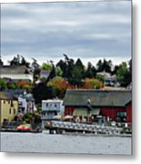 Coupeville Delight Metal Print