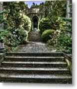 Cranbrook Staircase Metal Print