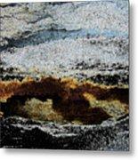 Crater Island Metal Print