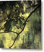 Creekside Color 2 Metal Print
