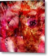 Creolite - Double Consciousness Metal Print
