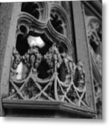 Crowned Entrance Metal Print