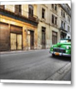 Cuba 02 Metal Print