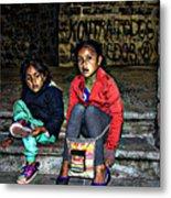 Cuenca Kids 953 Metal Print