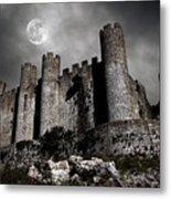 Dark Castle Metal Print by Carlos Caetano