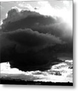 Dark Cloud Metal Print