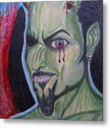 Dark Demon Metal Print