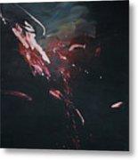 Dark Serie, I Metal Print by Daniel Hannih
