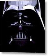 Dark Side Metal Print by George Pedro